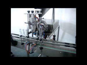 avtomatski stroj za polnjenje z dvojnimi glavami za ročno pranje naprodaj