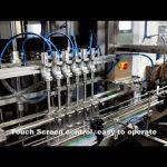avtomatska linija strojev za polnjenje tekočega polnila s klorom s 6 glavami