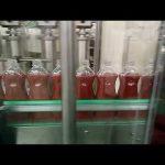 avtomatski stroj za polnjenje oljčnega olja