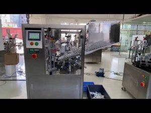 avtomatski stroj za tesnjenje polnilnih cevi za zobne paste za kreme