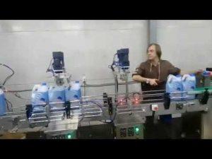 linija avtomatskih antikorozivnih čistilcev za razkuževanje tekočih belil