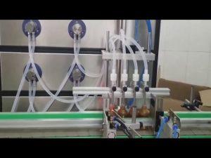 auto 10ml 30ml 60ml 100ml plastenka kozmetični stroj za polnjenje tekočin