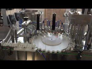 visoko natančni rotacijski stroj za zapiranje hrane, omak in kozmetične industrije