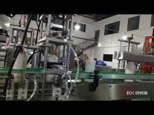 stroj za polnjenje tekočih aminokislinskih gnojil