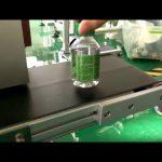 stroj za etiketiranje namiznih nalepk za plastične steklenice z vodo