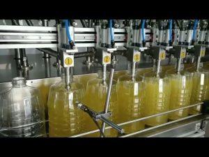 avtomatski stroj za polnjenje olja z mazilom za peristaltično črpalko