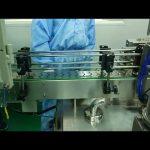 30ml do 100ml dvostranski stroj za polnjenje in vijačenje za okroglo steklenico