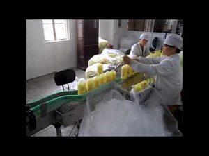 avtomatski batni tekoči milo za ročno pranje rok čistilnik stroj za polnjenje