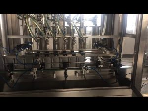 stroj za polnjenje polnilnih steklenic z visoko natančnostjo 5 l