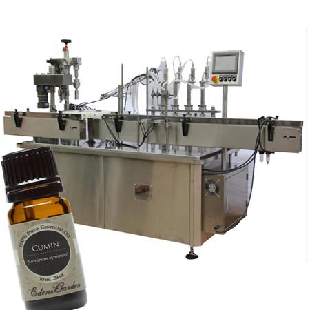 Avtomatski stroj za stekleničenje sirupa