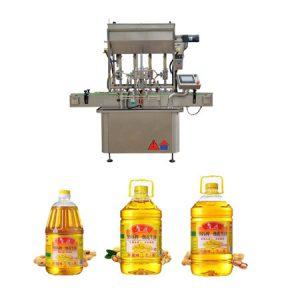 avtomatski rotacijski stroj za polnjenje olja