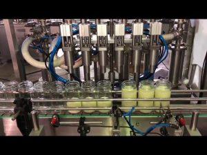avtomatski stroj za polnjenje rastlinskega jedilnega olja