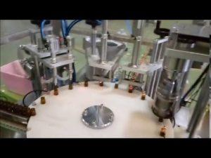 avtomatski e tekoči 10 ml polnilni steklenični čep