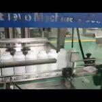 Stroj za polnjenje plastenk s pralnim sredstvom, proizvodna linija tekočega pralnega detergenta