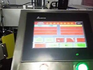 avtomatski računalniški stroj za tiskanje etiket zvitek nalepka za plastične vrečke