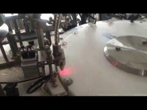 avtomatski stroj za polnjenje steklenic za 30-50 vrt / min