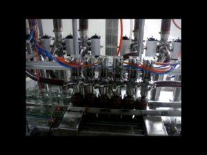 linearni avtomatski stroji za pakiranje s 4 glavami bata viskozni kečap omaka tekoči embalaža za polnjenje