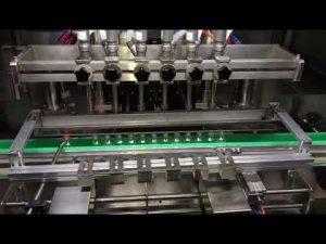 avtomatski avtomat za polnjenje gela za alkohol za vsakodnevno kemično industrijo