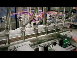 avtomatski stroj z linearnim pralnim detergentom, šamponom, viskoznim tekočim strojem za mazanje olja