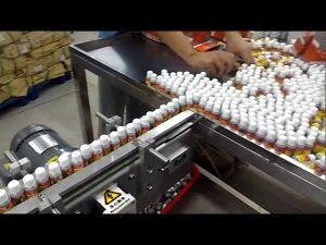 10 glav vrtljivi vakuumski avtomatski stroj za polnjenje parfumov
