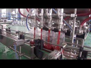 avtomatski stroj za polnjenje embalaže iz plastenk