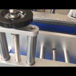 dvostranski nalepka za varjenje nalepk samodejni stroj za etiketiranje okrogle steklenice
