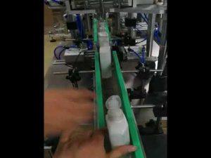 Stroj za zapiranje alkohola s kapalko za alkoholne kapice
