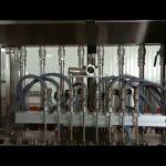 tovarniška direktna prodaja linearni bat tekoče omake začimbe stroj za polnjenje steklenic