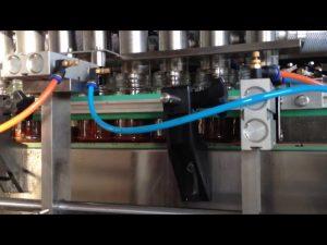 avtomatski stroj za polnjenje paradižnikove omake iz čokoladnega masla