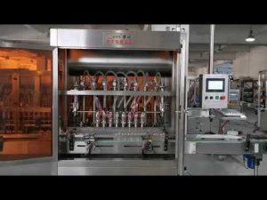 polni avtomatski stroj za polnjenje paradižnikove omake