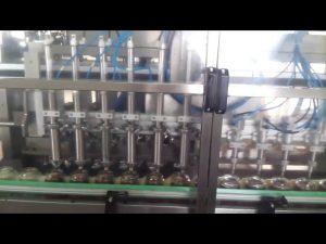 avtomatski stroj za zapiranje polnilnih jogurtov iz steklenega medu