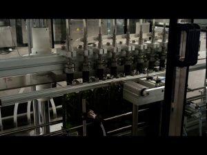 cena polnilnega stroja za oljčno olje, linearni stroj za polnjenje jedilnega olja