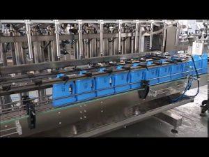 avtomatski ročni čistilni stroj stroj za polnjenje tekočega mila batni stroj za polnjenje steklenic