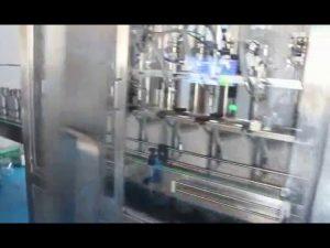 avtomat za polnjenje avtomobilskih olj, kompletni stroj za polnjenje z mazivom za motorna olja