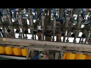 12-glavni avtomatski stroj za polnjenje steklenic za omako iz olja iz kečapa