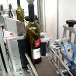 avtomatski stroj za etiketiranje z dvojnimi in okroglimi steklenicami z visoko hitrostjo