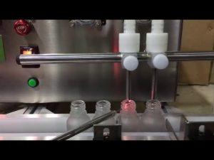 Na voljo je mini avtomatska naprava za polnjenje tekočega eteričnega olja z majhnimi vialami
