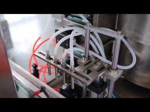 polni avtomatski polnilni stroj za lakiranje nohtov cbd konopljinega olja naprodaj