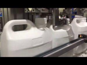 avtomatski stroj za polnjenje s šobami s tekočino in smetano s šobami