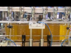 palmovo olje, sojino olje, stroj za polnjenje kuhalnih olj