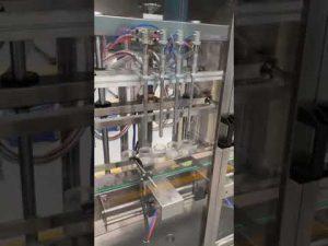 avtomatski stroj za polnjenje steklenic s parfumi, tekoči polnilni stroj s ceno
