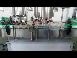 popolnoma avtomatski stroj za zapiranje pokrova z aluminijastim pokrovom