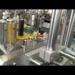 avtomatski stroj za etiketiranje nalepk iz plastičnih in steklenih steklenic