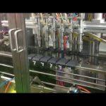 plc krmilni avtomatski batni stroj za polnjenje oljčnega olja