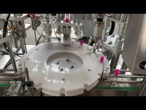 avtomatska tekočina za elektronsko cigareto, cbd polnjenje z oljem, čep, stroji za etiketiranje
